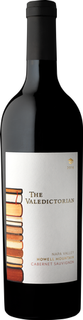 2016<br />The Valedictorian<br />Howell Mountain<br />Cabernet Sauvignon