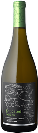 2017<br />Educated Guess<br />Sonoma Coast<br />Chardonnay