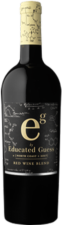 2017<br />EG by Educated Guess<br />North Coast<br />Red Wine Blend