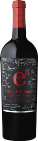 2018<br />Educated Guess<br />Napa Valley<br />Red Wine Blend